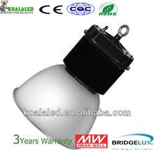 high power cooper bridgelux led high bay light meanwell driver