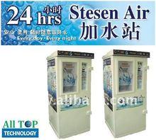 ALKALINE ENERGY WATER VENDING MACHINE