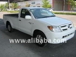 Toyota Hilux Vigo D4D Single cab 2.5J MT