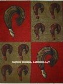 Tissu africain d'impression