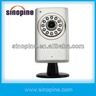 SP360 Newest WIFI Webcam Wireless IP Camera Night Vision H.264&Mjpeg PT With IR-Cut SD Card