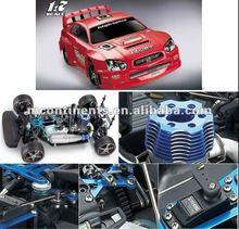 1:7 RC on road nitro touring car