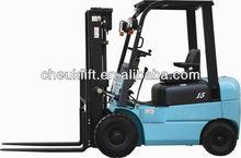 Isuzu engine 1.5 ton diesel forklift truck