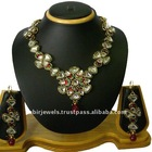 wholesale cheap fashion designer indian gold plated jewelry