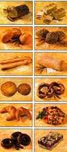 Profunda congelado pão, Prebaked e pronto cozido