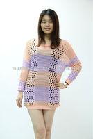2013 Fashion Winter Mesh Long Maternity Women's Sweaters