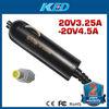 for Lenovo IBM Thankpad X100E X200 X300 S230U X60 X61 R60 T61 20V3.25A-20V4.5A car charger parts