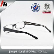 2013 fancy luxury stunning clear acetate silhouette eyeglasses