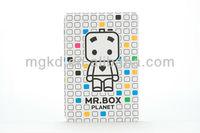 New stylish for ipad mini case 360 degree rotatory case