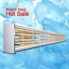 refrigerator equipment for supermarket open display type