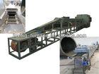 mesh belt metal annealing complete production line