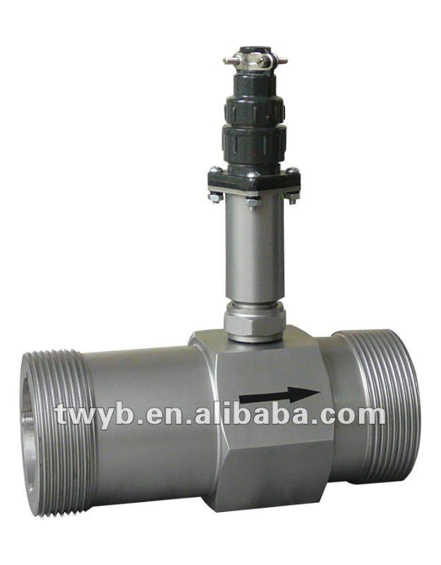 turbine type remote reading water flow control meter