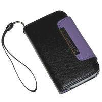 flip wallet case for iphone 5s genuine case
