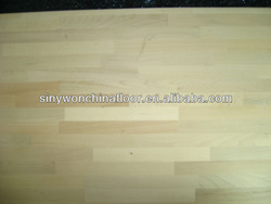2013 Red Oak Finger Joint Wood Board/Worktops With Good Price