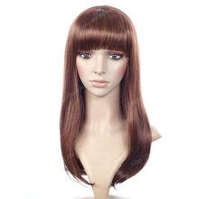 unique designing hairstyle burgundy wigs