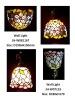 TIFFINY WALL LAMP