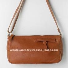 Korea Bags 100% Genuine Leather cowhide Charming Bag