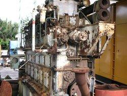 MAN Engine V8V 22/30ATL Marine Diesel Engine