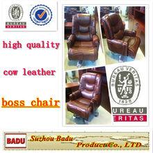 office boss chair ( bass 003 ) egonomic chair image