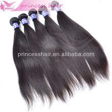 Big Discount Malaysian Virgin hair extension straight style 3.5oz/pc cheapest hair