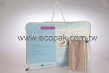 PVC ZIPPER BAG + WIRE + PHOTO PRINTING