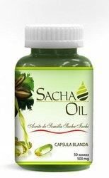 Sacha Inchi Gel Capsules