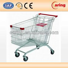 210L shoping trolley/folding shopping cart