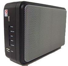 Giga Network Disk Drive Enclosure