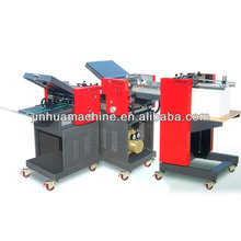 HL- HB 382SBD Paper folding machine can cross fold and auto feeding