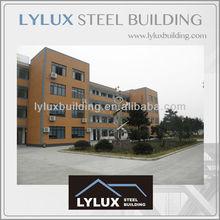 Steel structure economy prefabricated school building