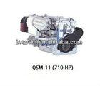cummins marine diesel engine QSM-11 (710HP)and cummins marine diesel engines sale