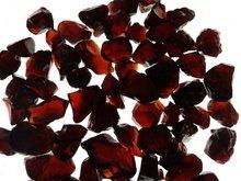 Garnet Rough Gemstone & Rough Topaz