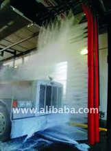 High Pressure Bus/Truck Wash System