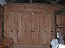 Teak wooden Gebyok