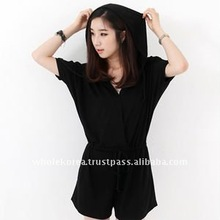 Dress Korean Style Fashion Clothings In Stock Apparel Manufacturing for Dresses by Korea ADO171106