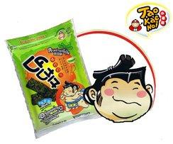 Konomi Crispy Seaweed-Classic Flavor