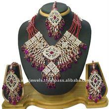 indian trendy vintage fashion designer antique wedding jewelry