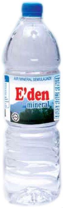 Eden Mineral Water