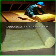 thin insulation, aluminium foil facing glass wool popular in Russia