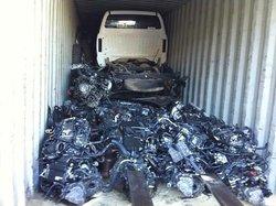 exporting used engines car trucks vans earthmoving