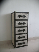 linen chest of drawer ,antique fabric chest 5 drawers,fabric chest trunk of drawer