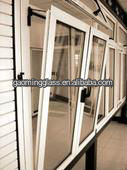 Tilt and Turn Windows and Doors from factory with CE Approval