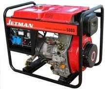 Jetman Electrical Power Generator - Petroleum