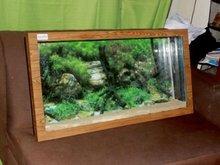 Nanobio Wall Aquarium Large