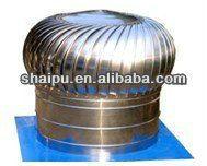 980mm Industrial No Powered Wind Driven Fan
