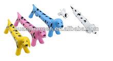 cartoon dog pen, hottest dog promotional pen with kids