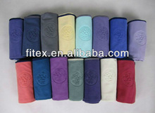 2012 New Arrival Best Microfibre suede cloth towel