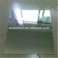 Mirror Polish Stainless Steel Sheet(No.8 & 8K Surface Finish)