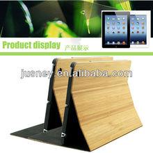 Wholesale For clip ipad case,Top Original Clip Case For Ipad,Wood Hard Back Case For Ipad
