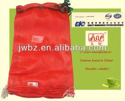 Plastic onion/fruit mesh bag 50X80cm 33g